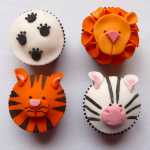 It's A Jungle Out There! Cupcakes
