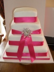 Jane Wedding Cake