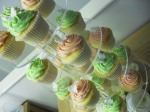Wedding Swirls & Butterflies Tower